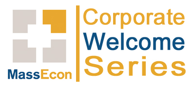 Corporate Welcome Series Logo