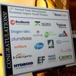 2014 Economic Impact Awards Winners