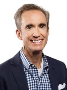 Colin Gillespie headshot